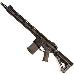 "Noveske Gen III N6 AR Style Semi Auto Rifle .308 Winchester 16"" SS Barrel 30 Round 15"" NSR KeyMod Compatible Free Float Hand Guard Geissele Trigger Magpul Furniture Matte Black Finish"