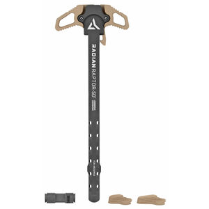 Radian Weapons AR-15 Raptor SD Charging Handle/Talon Safety Selector Combo Package Flat Dark Earth