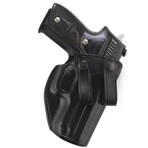 Galco Summer Comfort GLOCK 19, 23, 32 IWB Holster Right Hand Leather Black SUM226B