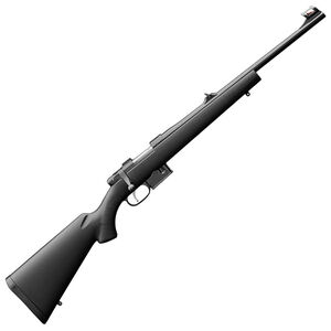 "CZ USA 527 Carbine .223 Remington Bolt Action Rifle 18.5"" Barrel 5 Round Detachable Box Magazine Fixed Sights Carbine Style Synthetic Stock Blued Finish"