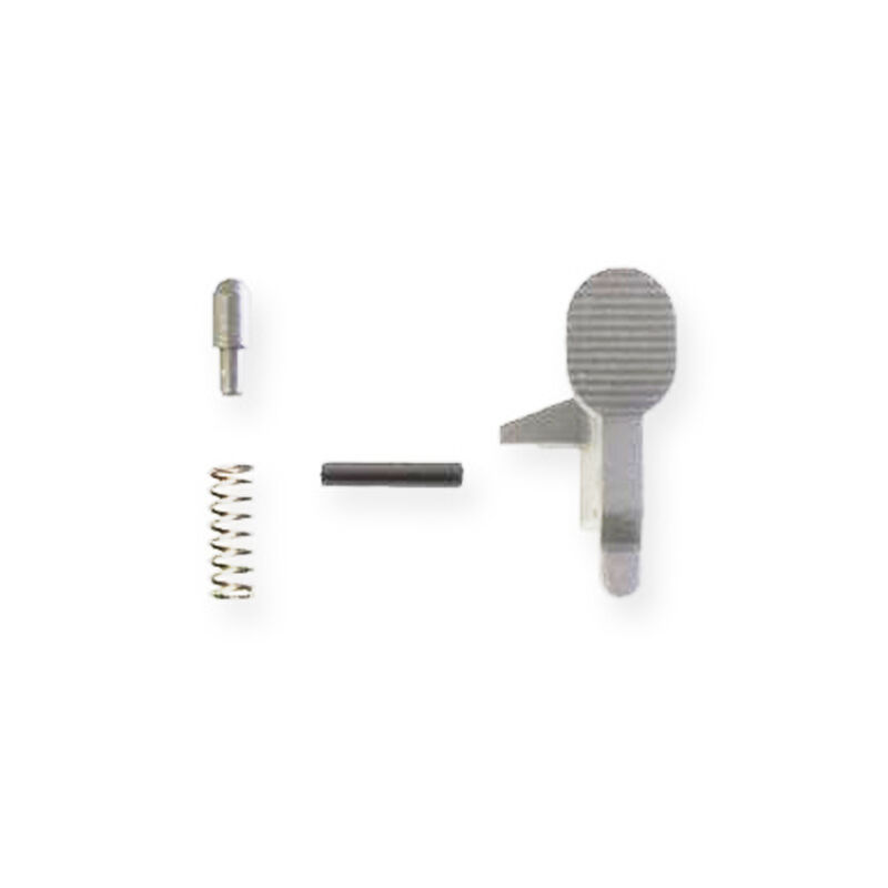XTS Nickel Plated Bolt Catch Assembly