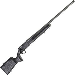 "Christensen Arms Mesa LR .28 Nosler Bolt Action Rifle 26"" Threaded Barrel 3 Rounds Carbon Fiber Composite Long Range Stock Tungsten Cerakote Finish"