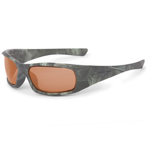 ESS 5B Ballistic Sunglasses Mirrored Copper Lens Reaper Camo