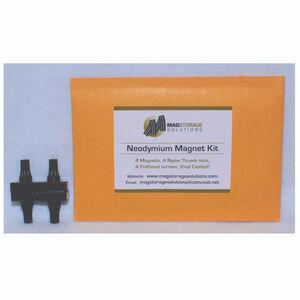 Mag Storage Solutions Neodymium Magnet Kit