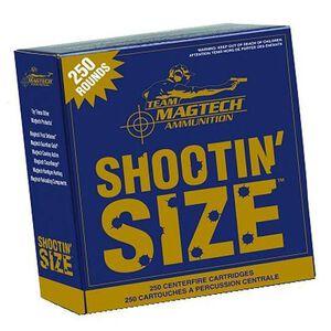 Magtech 9mm Luger Ammunition 250 Rounds FMJ 115 Grains MP9A