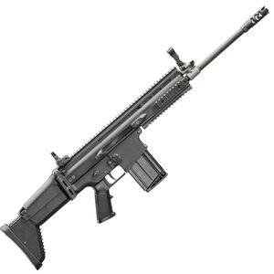 "FNH USA FN SCAR 17S .308 Winchester Semi Auto Rifle 16.25"" Barrel 20 Rounds Telescoping/Side Folding Polymer Stock Matte Black Finish"
