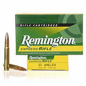 Remington .35 Whelen Ammunition 20 Rounds PSP 250 Grain