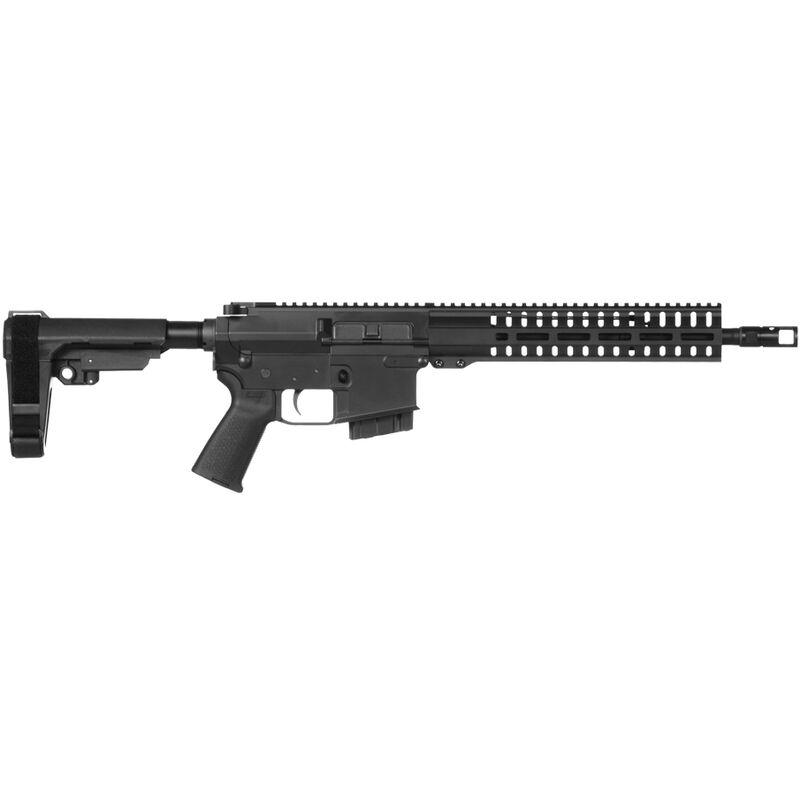 "CMMG Banshee 200 MkW-15 6.5 Grendel AR-15 Semi Auto Pistol 12.5"" Barrel 10 Rounds RML11 M-LOK Handguard CMMG Micro/CQB RipBrace Black Finish"