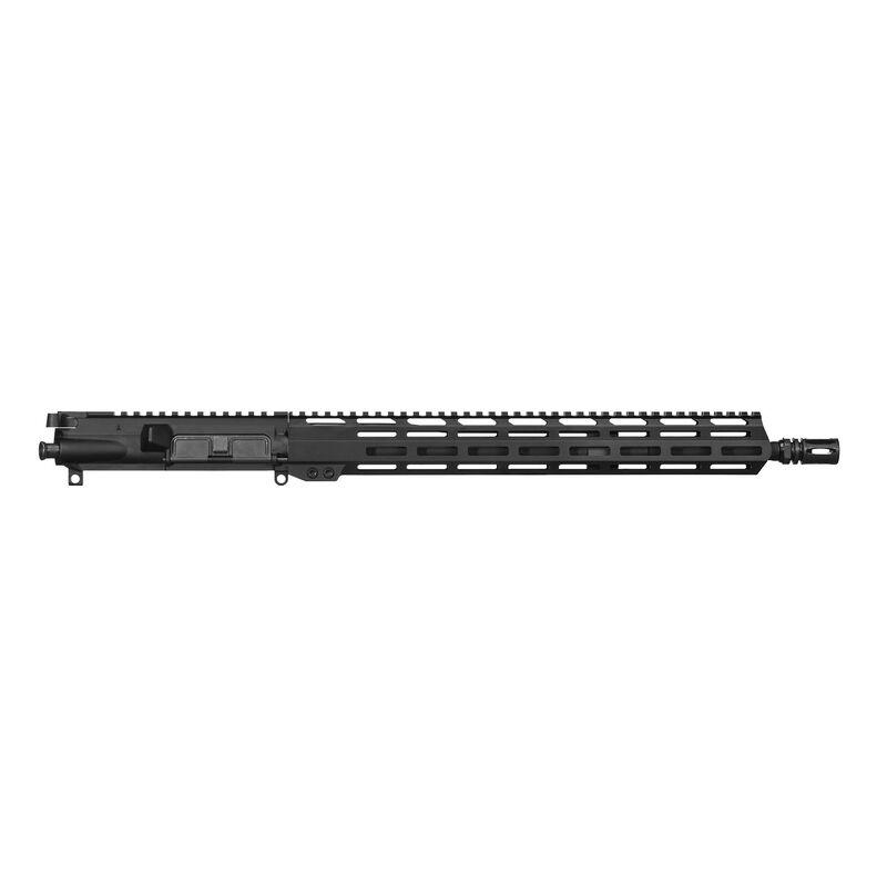 "Del-Ton AR-15 Upper Receiver 16"" 1x7 Twist, Mid-Length, FT Barrel Assembly with 15"" MLOK Handguard"