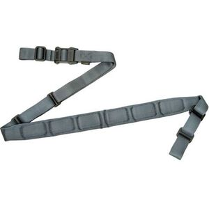 Magpul Industries MS1 Padded Sling Polymer Hardware Gray