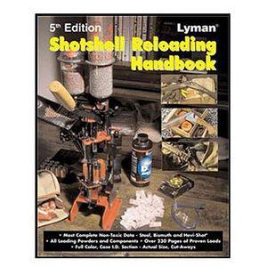 Lyman Shotshell Reloading Handbook 5th Edition 9827111