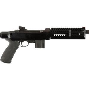 "Inland M30-IMP Semi Auto Pistol .30 Carbine 7.5"" Barrel 10 Rounds Aluminum Sage EBR Chassis System Black Finish"