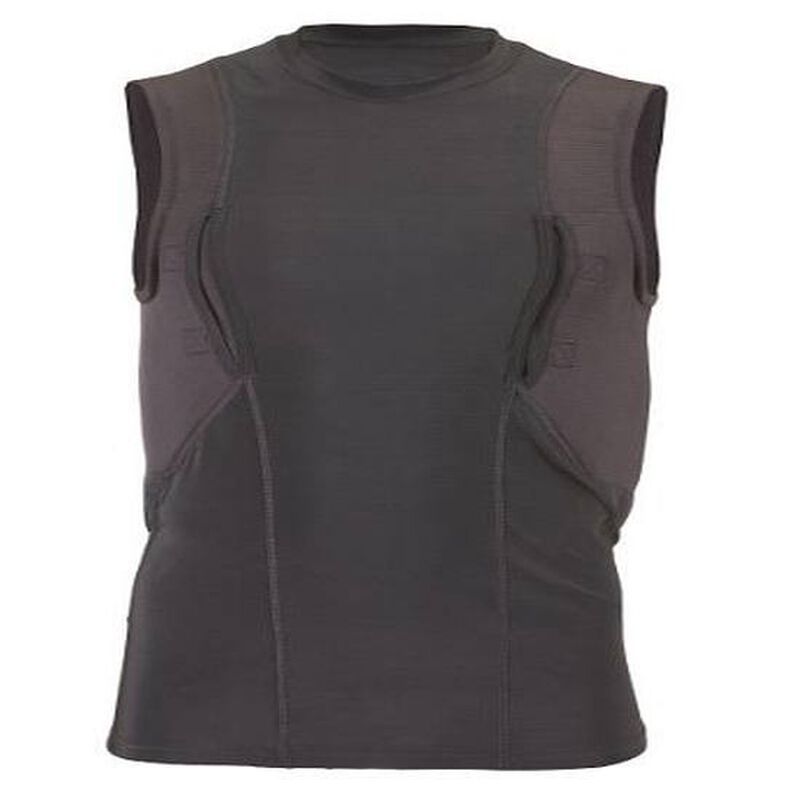 5.11 Tactical Sleeveless Holster Shirt Poly/Spandex Medium Black 40107