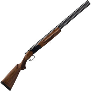 "Winchester Model 101 Deluxe Field Over/Under Shotgun 12 Gauge 26"" Vent Rib Barrel 3"" Chamber 2 Rounds Walnut Stock Gloss Blued Finish"