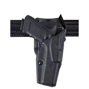 Safariland 6395 GLOCK 17, 22 with Light Duty Retention Holster, Right Hand, STX Hi Gloss Black
