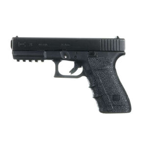 Talon Grips Grip Wrap GLOCK Gen 5 17/34 with No Backstrap Rubber Texture Black