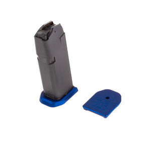 The Gun Company Mag Base Pad For GLOCK Blue Anodized TGC-GLK-B-Blue