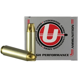 Underwood Ammo .50 Beowulf Ammunition 20 Round Box 325 Grain Solid Copper 1900 fps
