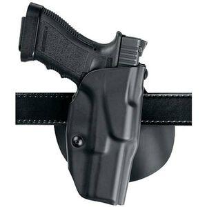 Safariland Model 6378 SIG Sauer P225 Compact ALS Paddle Holster Right Hand Laminate Black STX 6378-750-411