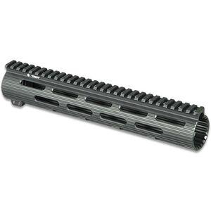 "Troy Industries AR-15 Alpha Rail 11"" Free Float Handguard Aluminum Black STRX-AVK-11BT-01"