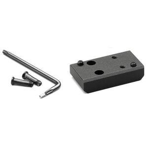 Leupold DeltaPoint Pro Cross Slot Riser Aluminum Matte Black 120059