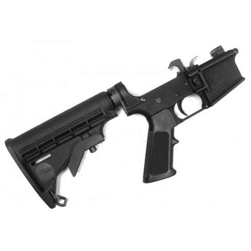 CMMG Dedicated 9mm AR Complete Lower Receiver with Dedicated Magwell