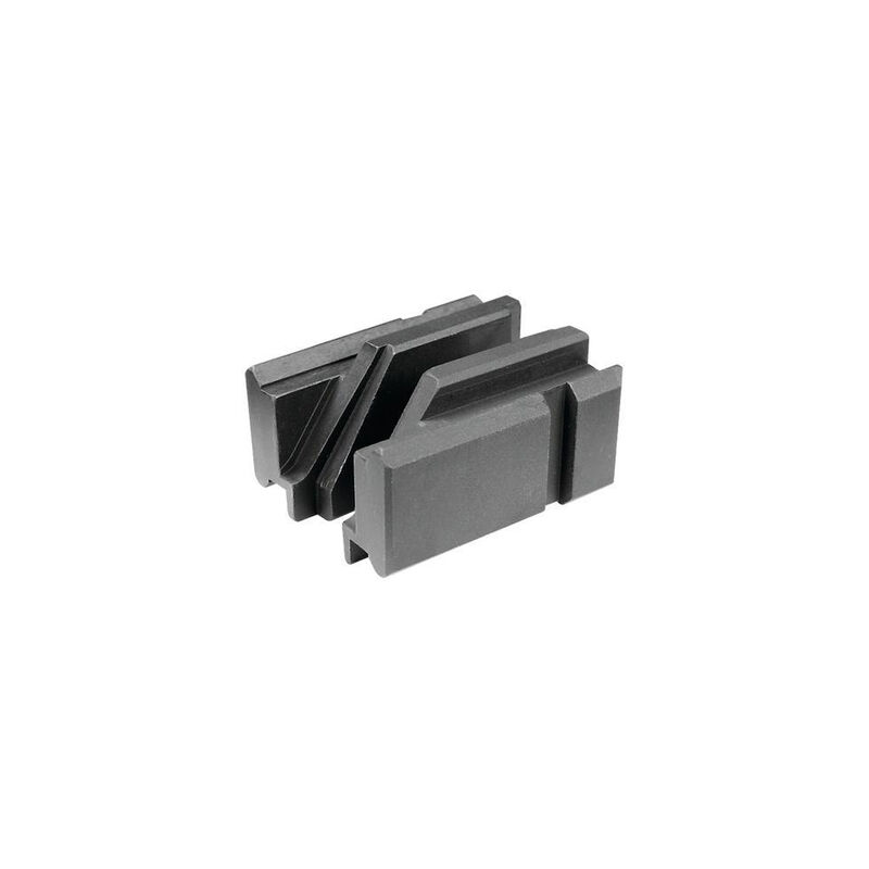 Midwest Industries MX-Series AR-15 Front Sight Tactical Light Mount Aluminum Black MCTAR-04