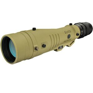 Bushnell 8-40x60 Elite Tactical Spotting Scope Rubber Armor Sand 780840