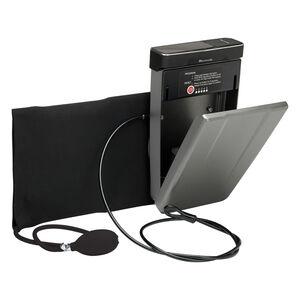 Hornady RAPiD Vehicle Safe RFID Lock Heavy Duty Tamper Proof Mobile Security Steel Gray/Black