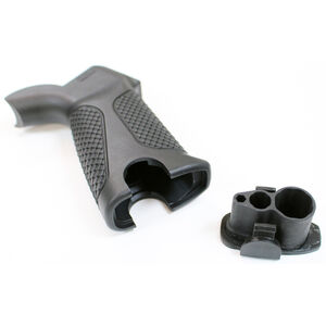 LWRC International AR-15 Enhanced Pistol Grip Ergonomic Design Polymer Matte Black