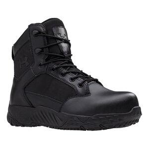 Under Armour Women's Stellar Tactical Boot 7.5 Black