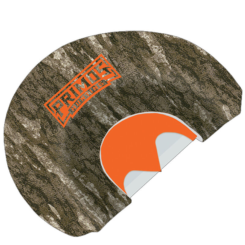 Primos New Bottomland with Bat Cut Mouth Yelper Turkey Mouth Call Mossy Oak Camo