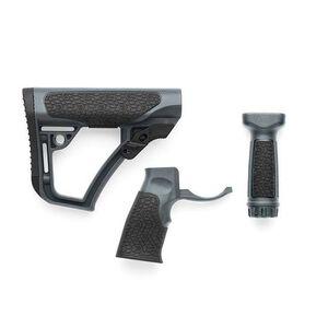 Daniel Defense AR-15 Buttstock/Pistol Grip/Vertical Foregrip Combo Mil-Spec Tornado Finish