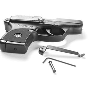 Techna Clips Ruger LCP Retention Belt Clip Right Hand Steel Black LCPBR