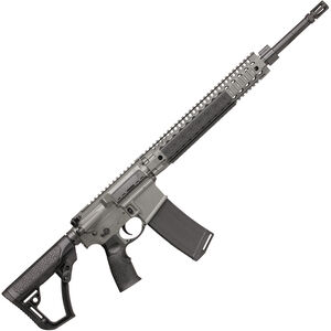"Daniel Defense MK12 AR-15 Semi Auto Rifle 5.56 NATO 18"" Barrel 32 Rounds Daniel Defense DDM4 Quad Rail Collapsible Stock Deep Woods Finish"