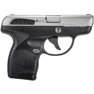 "Taurus Spectrum .380 ACP Semi Auto Pistol 2.8"" Barrel 6 Rounds Polymer Frame Two Tone Stainless/Black Finish"