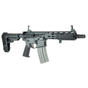 "Griffin Armament MK1 PSD 5.56 AR-15 Semi Auto Pistol 9.5"" Barrel 30 Rounds with SBA3 Pistol Brace Black"