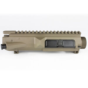 Aero Precision AR 308 Stripped Upper Receiver W/ Dust Cover And Forward Assist .308 Winchester DPMS High Profile Aluminum Flat Dark Earth
