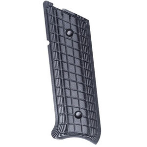 Pachmayr Dominator Ruger Mark II/III Grips G10 Coarse Checkered Gray/Black