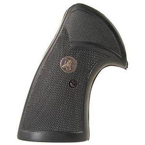 Pachmayr Presentation Revolver Grips for Ruger Super Blackhawk (New Model) Black