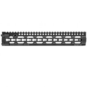 Daniel Defense AR-15 Rifle Length SLiM Rail 12.0 Aluminum Black 01-147-02038