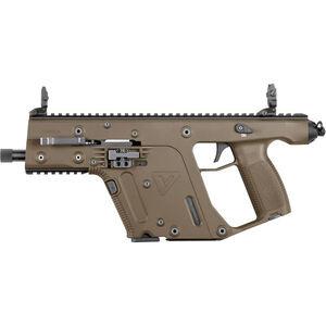 "KRISS USA Vector SDP G2 9mm 5.5"" Threaded Barrel FDE"