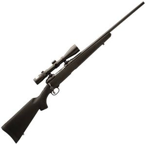 "Savage Arms 11 Trophy Hunter XP Bolt Action Rifle .260 Remington 22"" Barrel 4 Rounds Synthetic Stock Matte Black Finish with Nikon 3-9x40 Riflescope 19682"