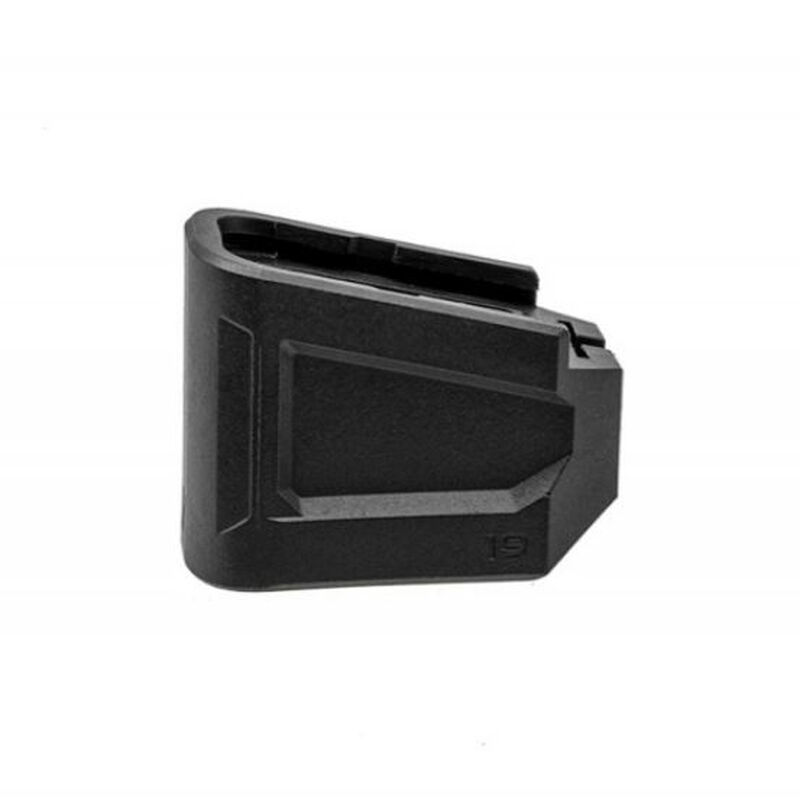 Strike Industries Extended Magazine Plate For Glock 19 SI-EMP-G19