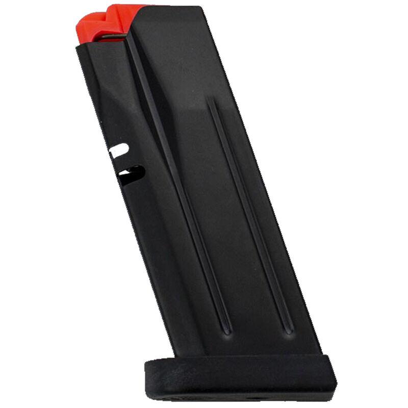 CZ USA CZ P-10 S Sub Compact 10 Round Magazine 9mm Luger Reversible Magazine Release Compatible Matte Black Finish