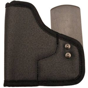 Uncle Mike's Advanced Concealment Inside the Pocket Holster Size 2-Kahr PM, Shield, LC9, Small Frame 9MM