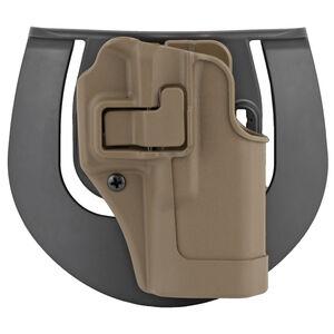 BLACKHAWK! SERPA CQC Holster for GLOCK 19, 23, 36 Paddle and Belt, Coyote Tan
