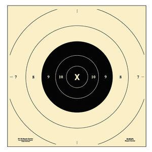 "Action Target B-8C(P) 25 Yard Timed/Rapid Fire Pistol Target B-8 Repair Center 10.50"" x10.50"" Bullseye 100 Count"