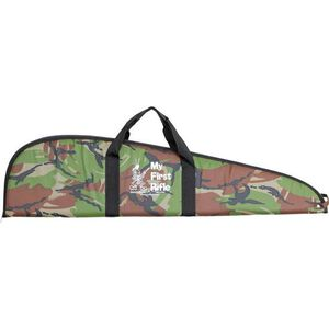 Keystone Sporting Arms Davey Cricket Official Padded Scoped Rifle Soft Case Camo Finish KSA035C