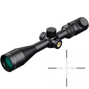 """Athlon Optics Talos 6-24x50 Rifle Scope ATMR1 SFP Mil Illuminated Reticle 1"""" Tube Slide Focus Black."""